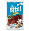 Snack BRIT Dog Lets Bite Loops (80g)